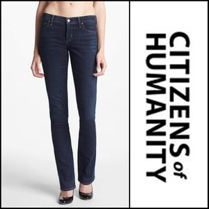 Citizens of Humanity Ava Low Waist Straight Leg